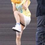 さや姉のモロパン・パンチラ始球式で抜くまくれるわwwwwww(AKB・アイドルエロキャプ画像あり)