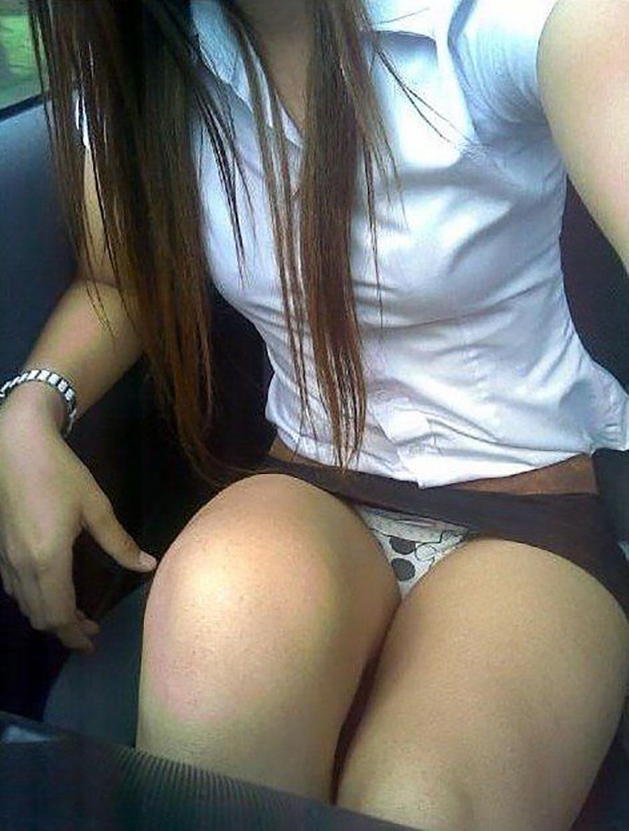 タイの女子大学生が社内レディーセイフク姿みたいでくっそえろいんだがwwwwwwwwww(写真あり)