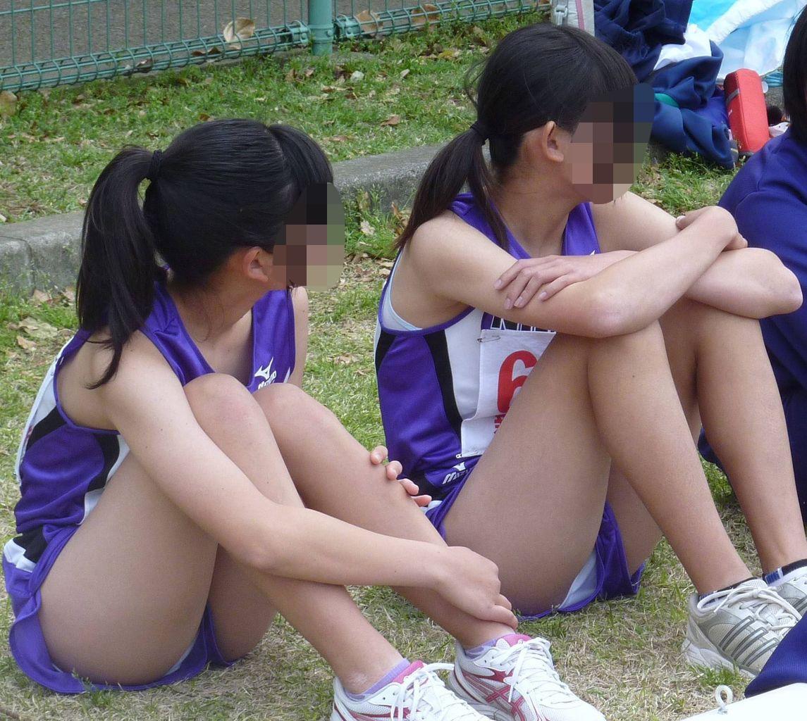 女子陸上選手の腹筋や締り良さそうな股間にハリのある足がたまらねえwwwwwwwwww(写真あり)