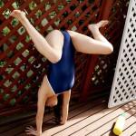 競泳水着ってどうしてこんな卑猥なアイテムになったんだろうかwwwww(画像あり)