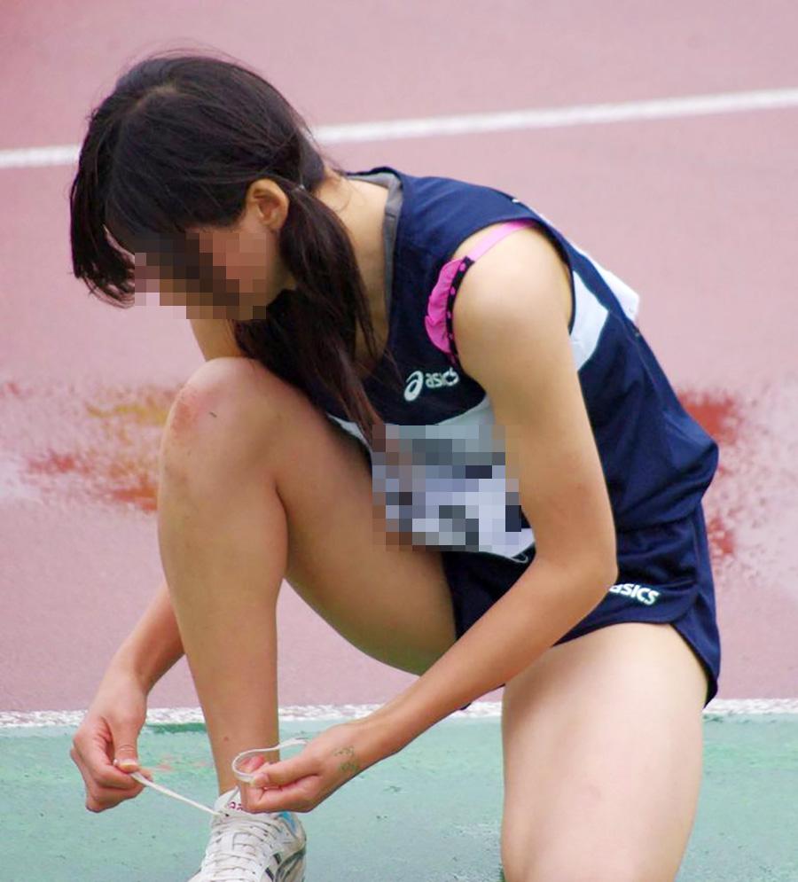 ハミブラ・ハミパン…色々見逃せない女子陸上選手(10代小娘)がえろいwwwwwwww(写真あり)