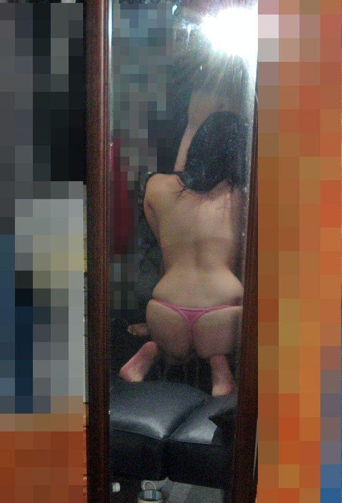 AVかよ☆とツッコミたくなるシロウトカップルの鏡撮りハメドリwwwwwwwwww(写真あり)
