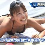 坂口佳穂とかいう新星ビーチバレーのエロ娘wwwwww(画像あり)