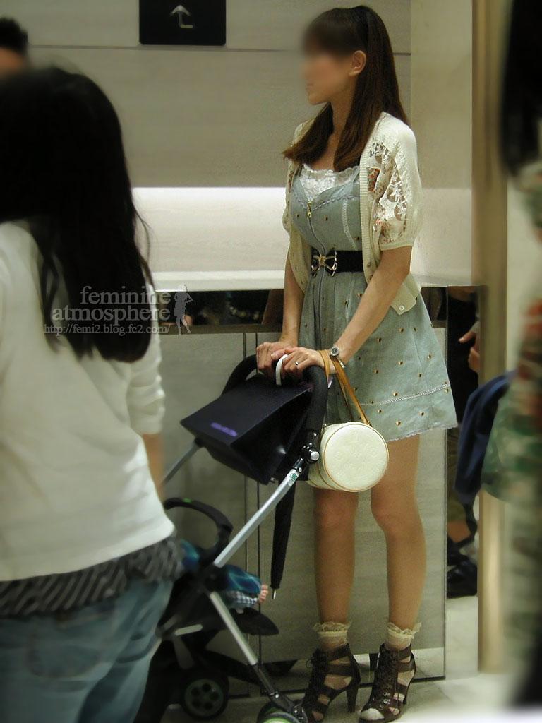 (秘密撮影)街で見る何気ない着衣美巨乳が一番えろい件wwwwwwwwww(写真あり)