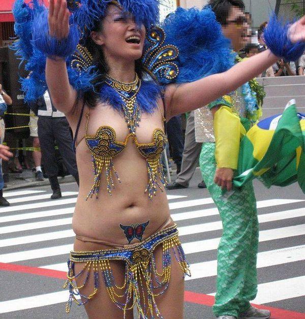 BBAのたるんだ身体がえろいサンバカーニバルのえろ写真wwwwwwwwww