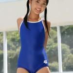 競泳水着コスプレしてくれる彼女が欲しくなるコスプレエロ画像wwwww