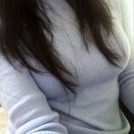 ニット巨乳の女子がそろそろ見れる季節になってきたな!素人さんの巨乳がひと目で分かるなwwwww(画像あり)