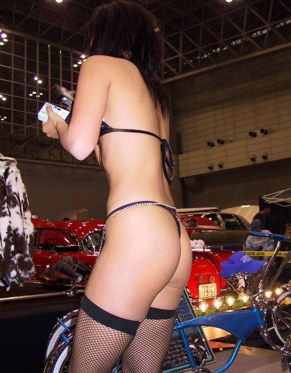 レースクイーンにキャンGAL☆これは性的な目で見てくださいと言わんばかりだなwwwwwwwwww(写真あり)