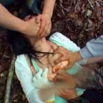 ガチレイプのエロ画像!これは被害者可哀想wwwwwww