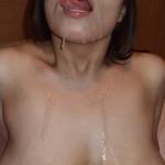 顔射ぶっかけで大量の精子を浴びせられて満足している女のエロ画像で抜きまくろうぜwww