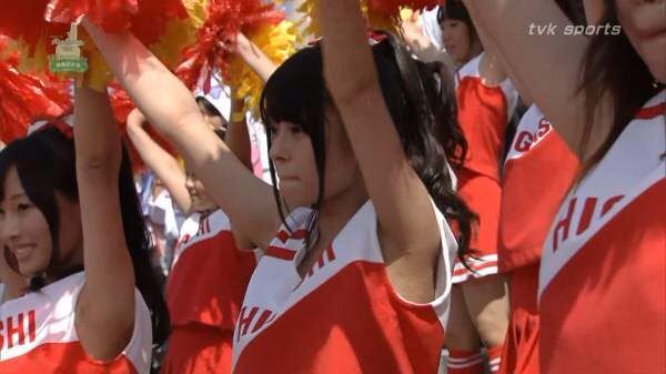 現役10代小娘のチアガールがえろすぎて甲子園とか行けばチアガールばっか見てそうだわwwwwwwwwww(秘密撮影写真あり)