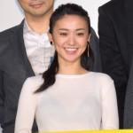 大島優子がもう透けブラ舞台挨拶で注目を引くぐらいしか手段がなくなってきたみたいだなwwwww(画像あり)