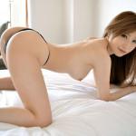 パンイチ×上裸ヌード美女のエロ画像30枚