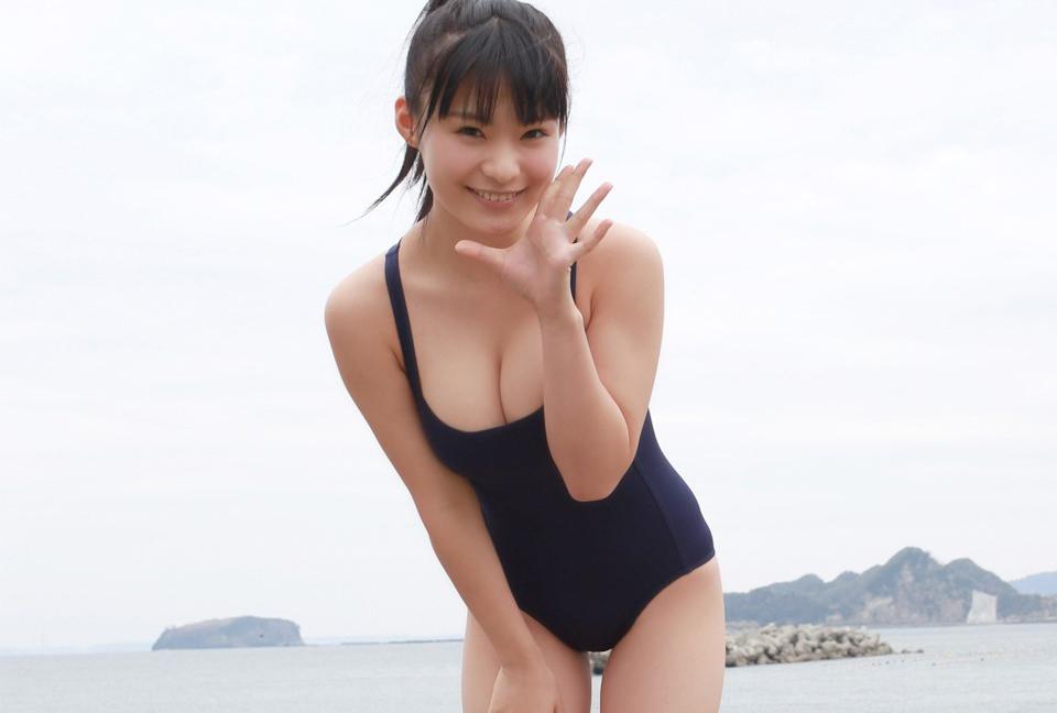 競泳ミズ着・スクール水着☆不動の人気のコスプレえろ写真30枚